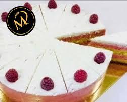 himbeer joghurt torte mit agar agar
