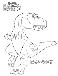 Coloriage Dinosaure Dinosaures Page 3 18432