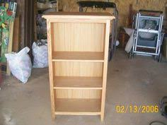 Maple And Fir Bookcase