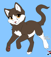 warrior cat free warrior cat adopt fill out the rest to adopt by