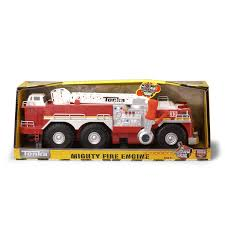 Tonka Strong Arm Mighty Fire Engine By Funrise - Shop Online For ... Vintage Tonka Pressed Steel Fire Department 5 Rescue Squad Metro Amazoncom Tonka Mighty Motorized Fire Truck Toys Games 38 Rescue 36 03473 Lights Sounds Ladder Not Toys For Prefer E2 Ebay 1960s Truck My Antique Toy Collection Pinterest Best Fire Brigade Tonka Toy Rescue Engine With Siren Sounds And Every Christmas I Have To Buy The Exact Same My Playing Youtube Titans Engine In Colors Redwhite Yellow Redyellow Or Big W
