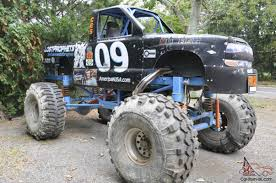 1980 4X4 MONSTER RACING MUD TRUCK