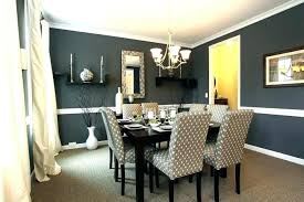 Colors For Dining Rooms Formal Room Paint Wall Ideas