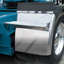 100 Fender Truck Accessories 24 Stainless Steel Quarter Kit W Rolled Edge Elite
