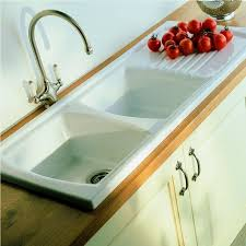 Porcelain Kitchen Sink The Best Sinks 9 Materials You Will Love