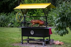 Iron Horse™ BBQ GrillSanta Maria Style Cattleman's BBQ Grill ... How To Have A Farm Table Dinner In Your Backyard Recipes Backyard Rotisserie Chicken South Riding Va Luxor 42inch Builtin Propane Gas Grill With Aht A Gallery Of Images The Barbecue Stacker Which Expands Home Build An Outdoor Pizza Oven Hgtv Diy Motor Do It Your Self Diy Great Garden Designs Sunset Pig Hog On Portable Battery Powered Spit Roaster Youtube Custom Concrete Fire Pit And Seating Best Table Ideas On Pinterest I Hooked Jumbo Joe Up Rotisserie Works Weber
