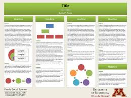 Professional Poster Templates