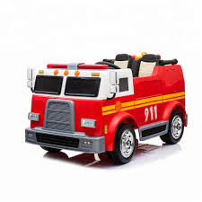 Children 12V Electric Fire Truck Car For Drivable Toy Vehicle ... 12v Gwagon 4x4 Truckjeep Battery Electric Ride On Car Children Predatour 12v Kids On Beach Quad Bike Green Micro Ford Ranger Jeep Youtube Buy Toy Fire Truck Flashing Lights And Siren Sound Shop Aosom Off Road Wrangler Style Twoseater Rideon With Parental Cars For With Remote Control Fresh Amazon Best Choice 24ghz Rc Toys 112 4wd High Speed Quality For 110 Big 4 Channel 10 Kid Trax Dodge Ram Review