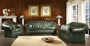 canapé cuir chesterfield la quintessence du style anglais canapé cuir et petites fleurs