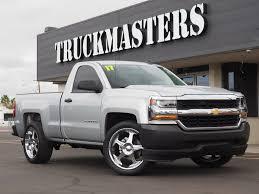 100 Truck Masters Az Used 2017 Chevrolet Silverado 1500 2WD REG CAB 1190 Work T