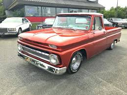 1966 C10 Chevy Truck - Wiring Diagrams •