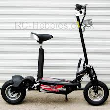 Electric Scooter 1000W Right Lights