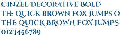 cinzel decorative bold font free fonts download fonts2k com