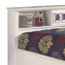 Zayley 6 Drawer Dresser by Zayley Full Lounge Bed In White Nebraska Furniture Mart