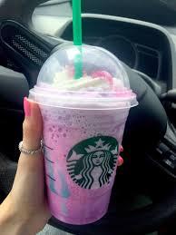 Starbucks Unicorn Lemonade Recipe Unique Frappuccino F O D R I N K Pinterest