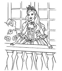 Printable Coloring Pages Of Princess Rapunzel