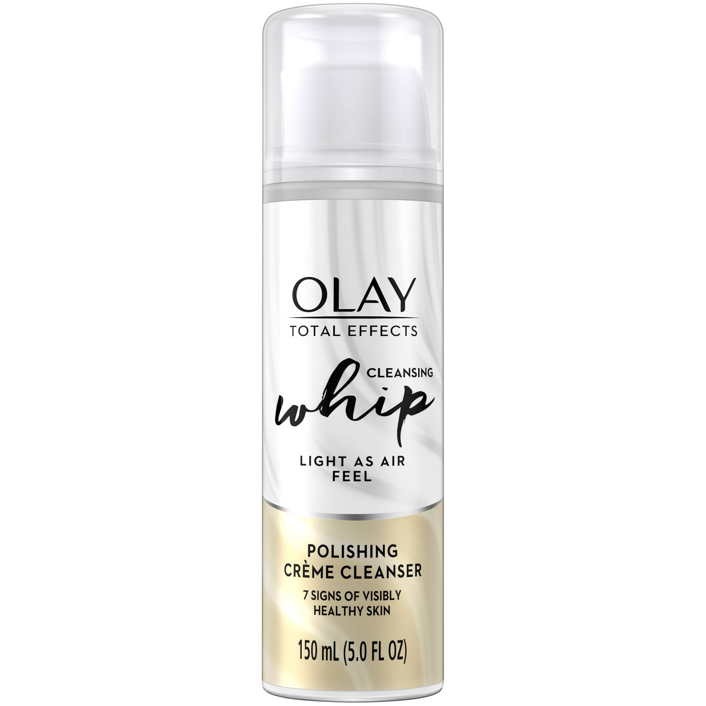 Olay Total Effects Cleansing Whip Facial Cleanser - 5oz