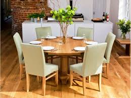 Round Kitchen Table Decorating Ideas by Enchanting Round Kitchen Table For 6 Coolest Kitchen Design Ideas