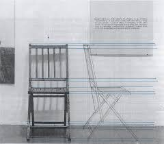 Joseph Kosuth One And Three Chairs Pdf by Sm Archive