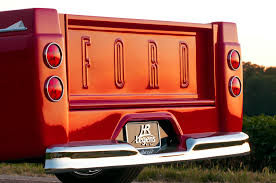 100 1960 Ford Panel Truck A Cardinal Red CoyotePowered F100 You Just Cant Miss