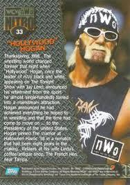 Halloween Havoc 1999 Card by Hulk Hogan Gallery 1999 The Trading Card Database
