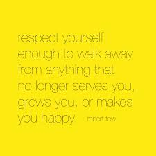 12 ways to respect yourself positively present