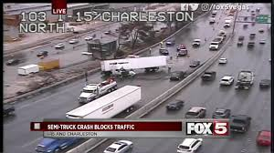 FOX5 Las Vegas - LIVE: Jackknifed Semi-truck On I-15 | Facebook Semi Jackknifes On Icy Hwy 20 Driver Cited Ktvz Two Police Officers 2 Others Injured In Crash When Truck Jackknifed Semi Creates Traffic Snarl I44 Near Catoosa Tulsas I75 Reopens After Jackknifed Cleared Sw Detroit Causes Sthbound I15 Salt Jackknifed Truck Youtube Route 3 North Closed Near Putnam Bridge For Tractor A Hgv Heavy Goods Vehicle Lorry Stuck A Stock Delays I65 Tractor Trailer I91 New Haven Connecticut Shuts Down Inrstate 15 Bannock County Wreck I70 Cdot Offering Tire Checks