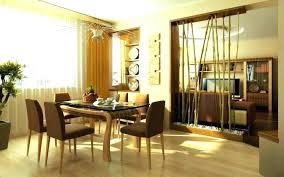 Dining Room Partition Design Cool Dividers Living Kitchen Modern
