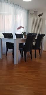 stuhl 4 stühle pfister leder kaufen auf ricardo
