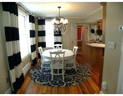 Rug Size For Under Dining Table Area Need Or Want Pertaining To