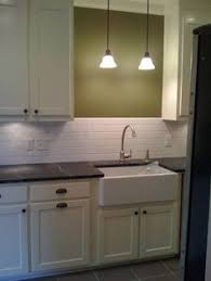 kitchen layouts with no windows the sink post