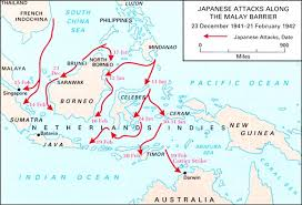 Japanese Invasion Of The Dutch East Indies In World War II 580x396