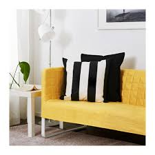 canap jaune ikea knopparp canapé 2 places gris jaune vif ikea et jaune