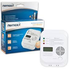 nemaxx co melder kohlenmonoxidmelder kohlenmonoxid warnmelder nach din en50291