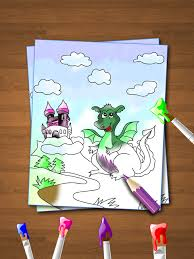 Coloring Book Android Education App Source Code