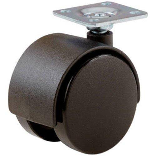 Swivel Caster Shepherd Hardware Casters - Black, 2""