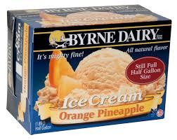 100 Ice Cream Truck Music Mp3 Byrne Dairy Orange Pineapple Half Gallon Walmartcom