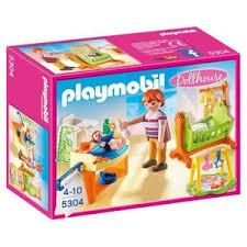 Playmobil 5319 La Maison Traditionnelle Parents Chambre Chambre Parent Playmobil Achat Vente Pas Cher