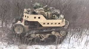 This Robot The 10th Mountain Is Testing Could Become The Army's ...