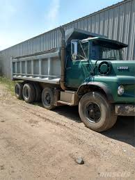Ford LTS9000, United States, $21,241, 1988- Dump Trucks For Sale ...