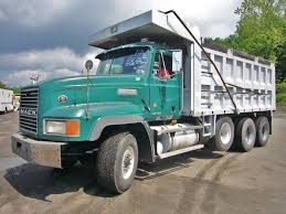 1997 Mack CL713 Tri Axle Dump Truck For Sale By Arthur Trovei & Sons ...