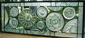 Recycled Glass Art O Insteading