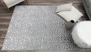 cosmoliving by cosmopolitan teppich hazel leopard rechteckig 7 mm höhe leo design wohnzimmer