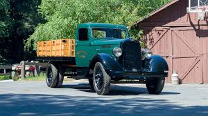 100 1934 Dodge Truck Flat Bed Pickup F183 Monterey 2016