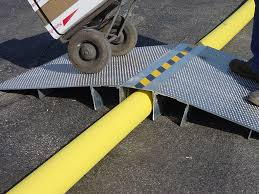 100 Heavy Duty Truck Service Ramps Cable And Hose Protectors HandiRamp