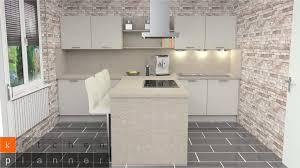 küchenplanung helle moderne t küche in seidengrau küchen