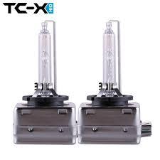2pcs lot d3s xenon bulbs replacement hid 12v 35w d3 d3c 4300k