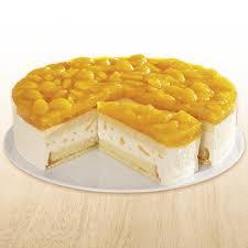 mandarinen käse sahne torte ungeschnitten froneri schöller