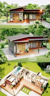 100 Modern Style Homes Design Home With 2 Bedrooms One Storey House
