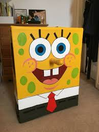 Spongebob Squarepants Costume For Sale, Perfect For Parties, Fancy Dress,  Stag & Hen Dos | In East Dulwich, London | Gumtree